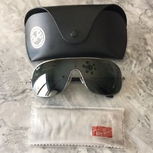 Ray Ban style rb3311, brand new. shield style